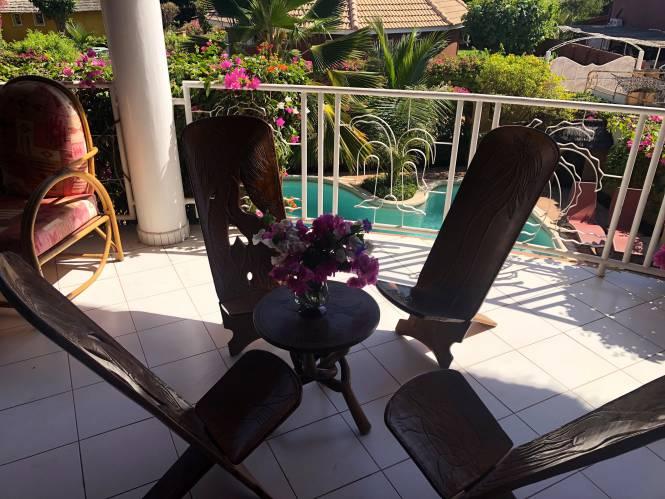 Photo 11 de la Villa en location pour vos vacances au Sénégal.