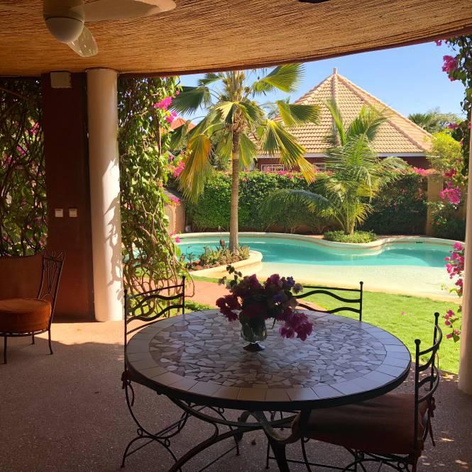 Photo 13 de la Villa en location pour vos vacances au Sénégal.