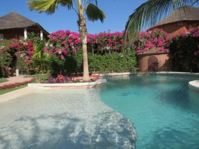 Photo 4 de la Villa en location pour vos vacances au Sénégal.