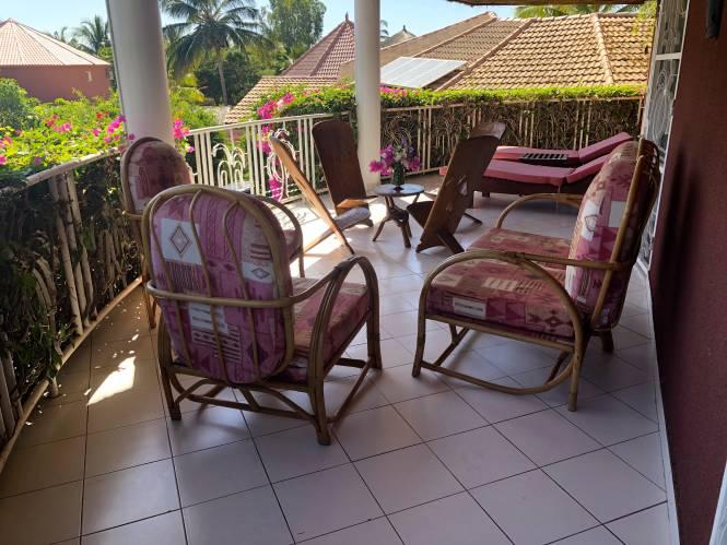 Photo 10 de la Villa en location pour vos vacances au Sénégal.
