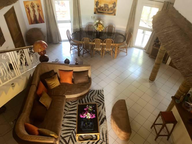 Photo 15 de la Villa en location pour vos vacances au Sénégal.