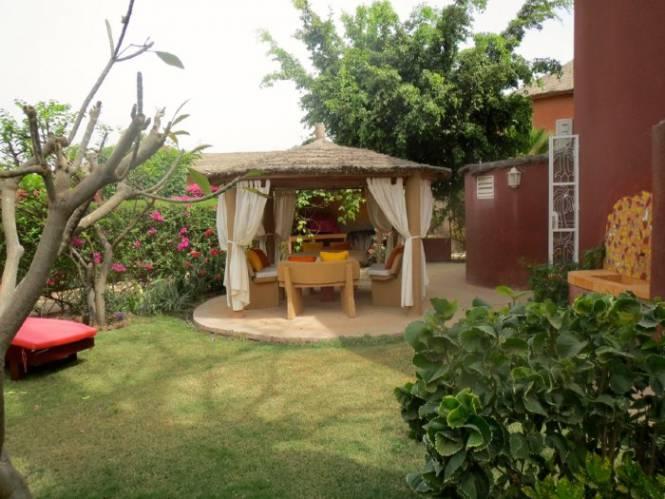Photo 7 du Le jardin de la maison