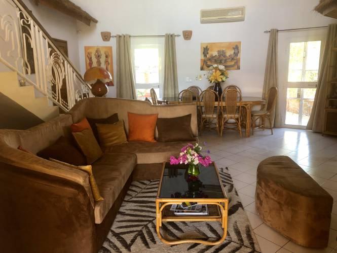 Photo 1 du Présentation de l'intérieur de la villa