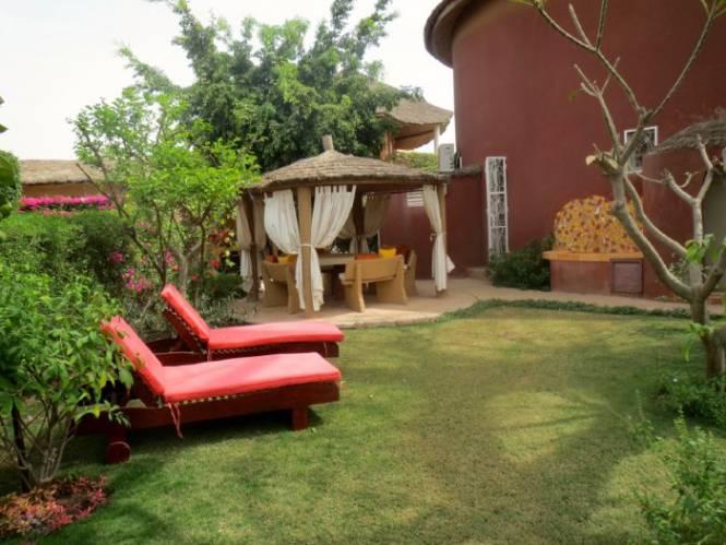 Photo 5 du Le jardin de la maison