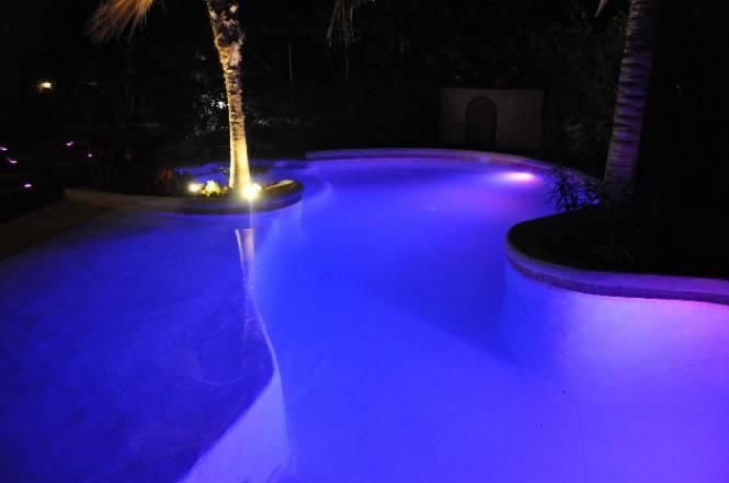 Photo 1 du Vue de la piscine de la villa à louer