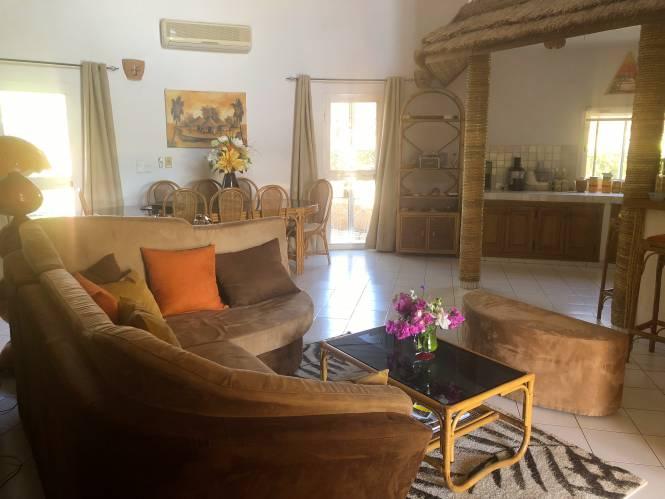 Photo 2 du Présentation de l'intérieur de la villa