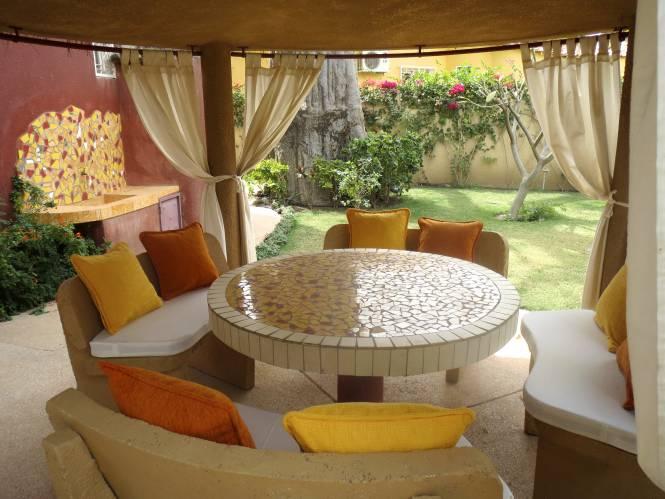 Photo 3 du La villa vue de l'extérieure