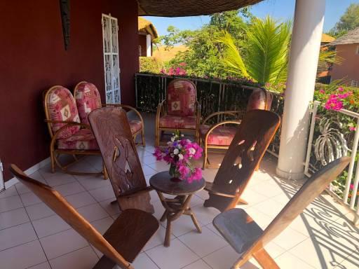 Photo 17 du La villa vue de l'extérieure